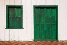 Free Old Wooden House, Nicaragua. Stock Photo - 19116890