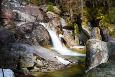 Free Mountain Little River, Stock Image - 19117001