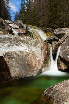 Free Mountain Little River, Stock Photo - 19117160