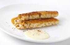 Delicious Pancakes Stock Photos