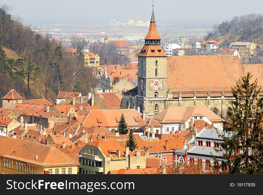 Black Church, Brasov, Romania