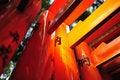 Free Fushimi Inari Taisha Royalty Free Stock Images - 19122479