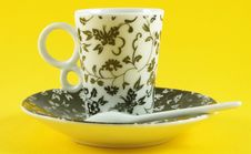 Free Cup With Saucer Stock Photo - 19121780