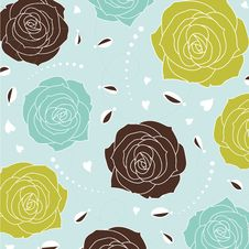 Free Beautiful Floral Background Royalty Free Stock Photography - 19121857