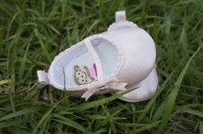 Free Baby Shoes Stock Image - 19121971