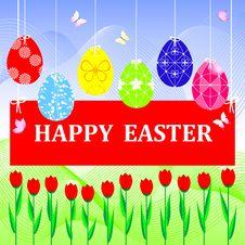 Free Easter. Stock Photos - 19122833