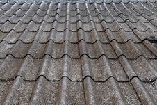Free Old Roof Texture Stock Photography - 19123002