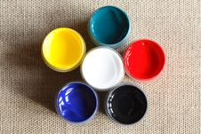 Free Paint On Canvas Royalty Free Stock Image - 19123946