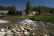 Free Topino River Stock Photos - 19124233