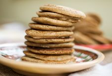 Free Traditional Russian Sweet Pancakes Stock Photography - 19125922