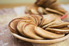 Free Sweet Pancakes Stock Photography - 19125942
