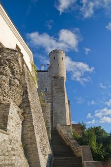 Free Toompea Castle Royalty Free Stock Photography - 19126147