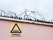 Free Warning Of Danger Royalty Free Stock Image - 19126536