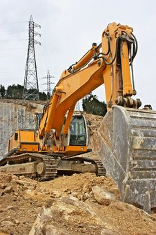 Free Bulldozer Stock Photos - 19127613