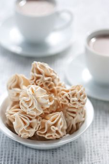 Free Meringues Stock Photos - 19127833