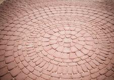 Free Brick Pavement Abstract Stock Image - 19129771