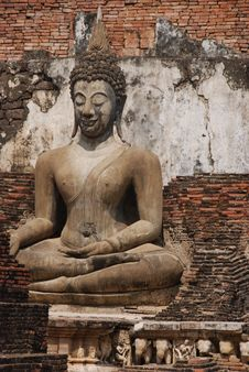Free Buddha Stock Photo - 19129930