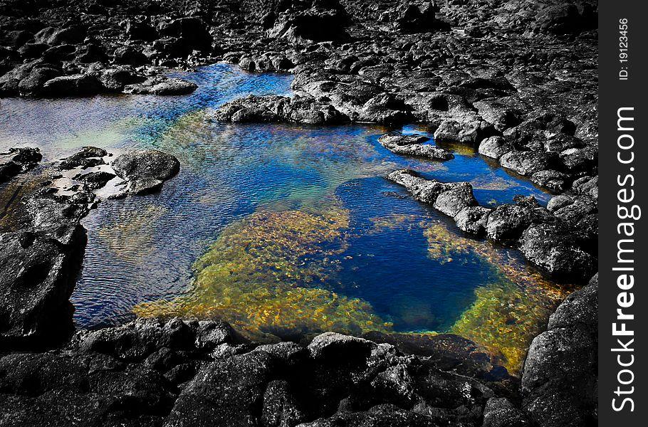 Pools of Mokolea