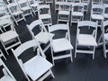 Free White Chairs Stock Images - 19130514