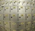 Free Mailboxes Stock Photo - 19138680