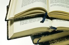 Free Old Books Royalty Free Stock Photo - 19130075