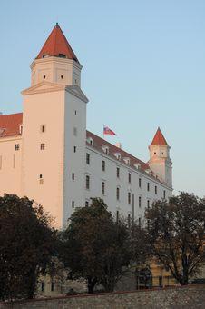 Free Bratislava Castle Stock Photos - 19130293