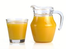 Free Orange Juice Stock Image - 19131071