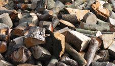 Wooden Logs Stock Photos
