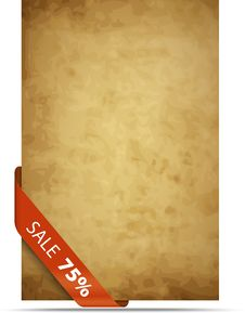 Free Old Paper Background Royalty Free Stock Image - 19133536