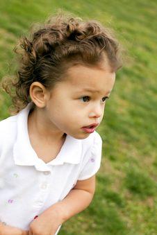 Free Little Girl Stock Photos - 19134713