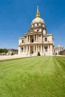 Free Napoleon S Tomb At Les Invalides Stock Images - 19135454