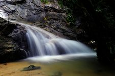 Free Waterfall Royalty Free Stock Photography - 19135957