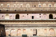 Free Amber Fort Royalty Free Stock Photo - 19136705