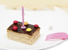 Free Birthday Cake Stock Images - 19137294