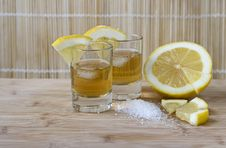 Free Tequila Royalty Free Stock Photo - 19137975