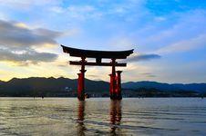 Miyajima Island Royalty Free Stock Images