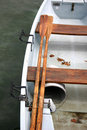 Free White Row Boat Royalty Free Stock Image - 19143706