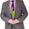 Free Businessman In Suit Handshake Stock Photos - 19144863