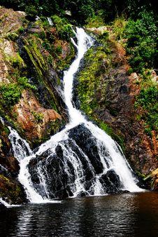 Free Beautiful Waterfall Stock Photography - 19140492