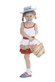 Free The Charming Girl . Stock Photos - 19141403