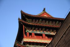 Free The Zhengyang Gate Royalty Free Stock Photos - 19141798