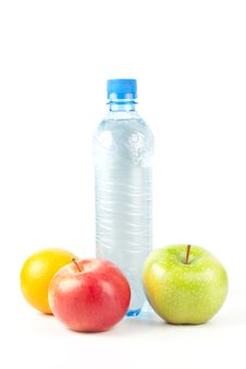Free Water And Fruits Stock Image - 19142481