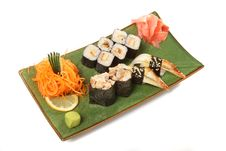 Free Japanese Cookery Stock Photography - 19143162