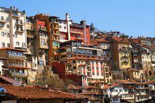 Free Veliko Tarnovo Architecture Royalty Free Stock Photography - 19143497