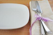 Free Dinner Stock Image - 19144301