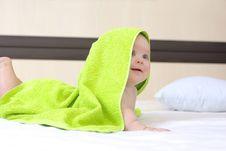 Free Baby Girl. Royalty Free Stock Photos - 19144318