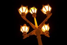 Free Old-fashioned Lantern Royalty Free Stock Photography - 19144367