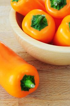 Free Sweet Pepper Royalty Free Stock Image - 19144696