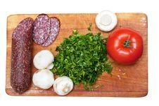 Free Ingredients Stock Image - 19145971