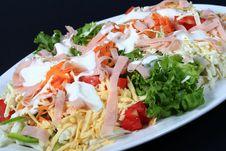 Free Fresh Salad Stock Photos - 19146363